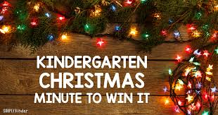 Christmas Party Minute To Win It Games Christmas Minute To Win It Simply Kinder