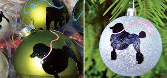 diy craft breed silhouette ornaments modern magazine