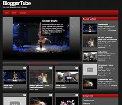 templates v1 blogger 26 best free video blogger template like youtube techclient