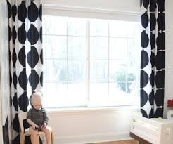 Black And White Window Curtains Remarkable Ways To Inspire With Striped Curtains
