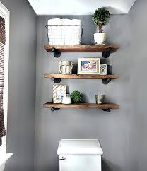 Small Bathroom Wall Shelves Bathroom Shelves Ideas Engem Me