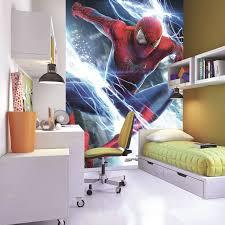 spiderman wall murals kids bedroom wall decor various designs spiderman wall murals kids bedroom wall decor various