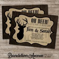 deer baby shower invitations theruntime com