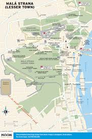 Map Of Budapest Printable Travel Maps Of Prague Moon Travel Guides