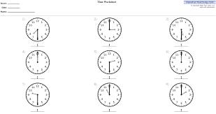 pictures on maths clocks worksheets bridal catalog