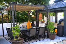 life u0026 home at 2102 making our wisteria filled pergola a reality