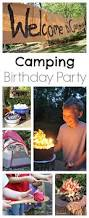 Halloween Party Ideas For Toddlers by Best 25 Camping Party Decorations Ideas On Pinterest Camping