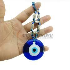 beaded home decor turkish blue eye beaded alloy accessories glass pendant home decor