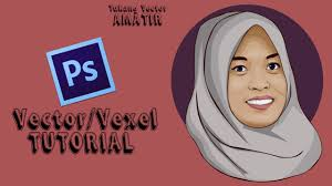 tutorial cara vector photoshop vector vexel photoshop tutorial photoshop cs6 youtube
