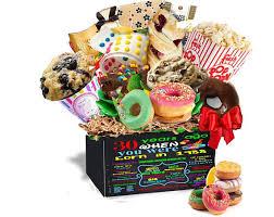 edible birthday gifts 30th birthday 30th birthday for edible gift