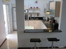 cuisine salon cuisine salon salle à manger location villa ile maurice