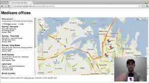 Google Zip Code Map by Introducing The Store Locator Library For Google Maps Api Youtube