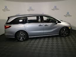 2018 new honda odyssey elite automatic at honda of danbury serving