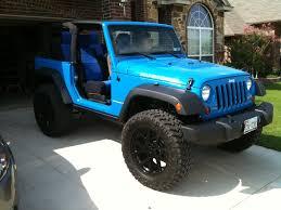 jeep wrangler 4 door blue jeep wrangler 4 door lifted blue afrosy com