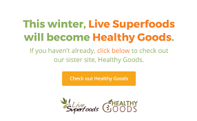 the raw organic vegan superfoods superstore live superfoods