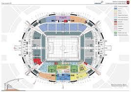 stadium floor plan design luzhniki stadiumdb com