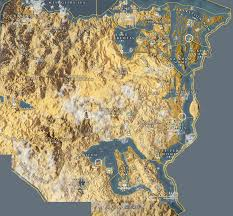 Assassin S Creed 2 Map All Fast Travel Points Map Assassin U0027s Creed Origins Message