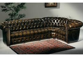 canapé anglais cuir canap anglais cuir awesome canape d angle style anglais usinestreet