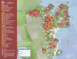 Disney World Parks Map Disney U0027s Grand Floridian Resort And Spa Walt Disney World Resort
