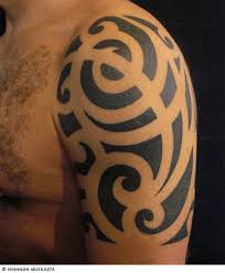 52 most eye catching tribal tattoos knot tribal tattoos on upper