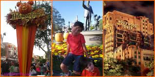 halloween time at disney it u0027s spookyshly fun latina mom tv