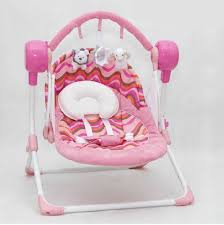 Chaise Lounge Music Electric Baby Swing Music Rocking Chair Automatic Cradle Baby
