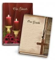 memorial guest book funeral memorial guest books memorial sign in registry books