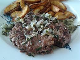 cuisiner steak haché steak haché marseillais plats