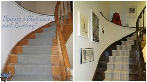 Landing Handrail Height Take Your Staircase And Landing To New Heights Hometalk