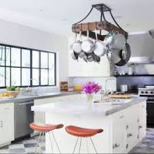 Hanging Pot Rack In Cabinet by Furniture Inspiring Kitchen Storage Pots And Pans Design Ideas