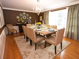 Traditional Dining Room Decorating Ideas Glamorous 60 Brown Dining Room Decor Design Ideas Of Best 25