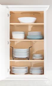 best way to organize dishes in kitchen cabinets organization ideas for a kitchen cabinet overhaul kelley nan