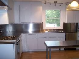 stainless steel backsplash sheet for kitchen kitchen appliances