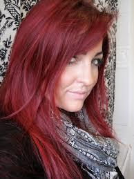hair coke rinse cherry coke red hair color red hair fudge haircuts pinterest