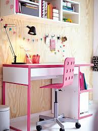 Pink Desk For Girls Beautiful Ikea Desk For Girls Workspaces For Kids Micke Desk Ikea
