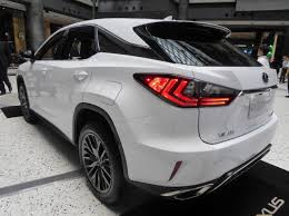 lexus rx 200t dimensions file lexus rx200t f sport 4th generation prototype rear jpg