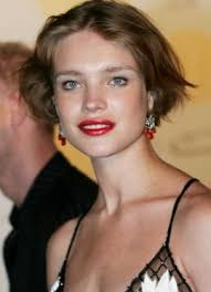 short hairstyles with center part and bangs hair cut trends short hair styles