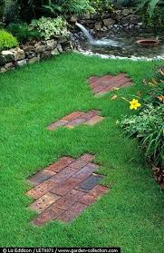 landscaping with bricks diy ideas for creating cool garden or yard brick projects brick