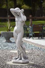 large maiden garden statue ornament berkshire