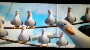 Finding Nemo Seagulls Meme - finding nemo bird mine mine mine mine mine sound effect youtube