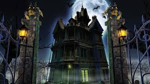 halloween haunted house wallpapers pc halloween haunted house