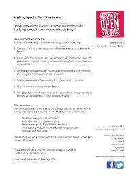 Volunteer Job Description For Resume by Volunteer Responsibilities Resume Free Resume Example And
