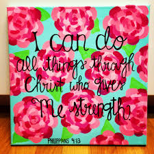 lilly pulitzer painted print with bible verse taylorstorrer