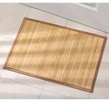 Bamboo Bathroom Rug New Bamboo Area Rug Bath Shower Kitchen Bathroom Mat Anti Slip