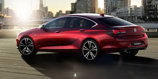opel holden 2018 holden ng commodore revealed with 2017 opel insignia