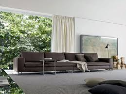 Curtains For Living Room With Brown Furniture Living Room Brown Couch With Grey Pillows And Curtain Ideas For