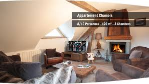 location appartement 3 chambres appartement chamois 8 10 personnes 120 m 3 chambres