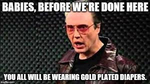 Christopher Walken Memes - christopher walken cowbell meme generator imgflip
