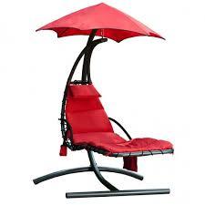 Hanging Chaise Lounge Chair Backyard Creations Hanging Lounger At Menards Hanging Chaise