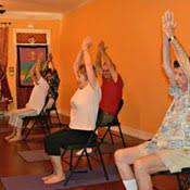 Chair Yoga Class Sequence Classes Sundari Yoga Studio
